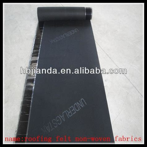 Breathable Breathable Waterproof Membrane Underlay For