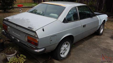 Lancia Beta Coupe For Sale Australia Lancia Beta 2000 1981 2d Coupe Manual 2l Carb Seats In Vic
