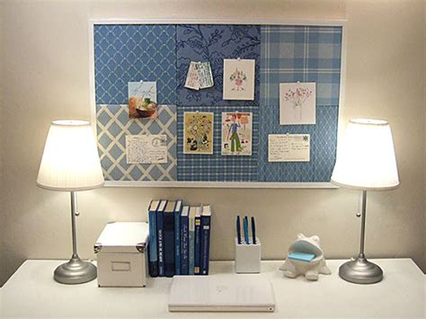 office board design patchwork pin board