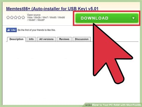test ram pc how to test pc ram with memtest86 12 steps with pictures