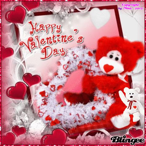 happy valentines day bears happy 180 s day white teddy 2 by