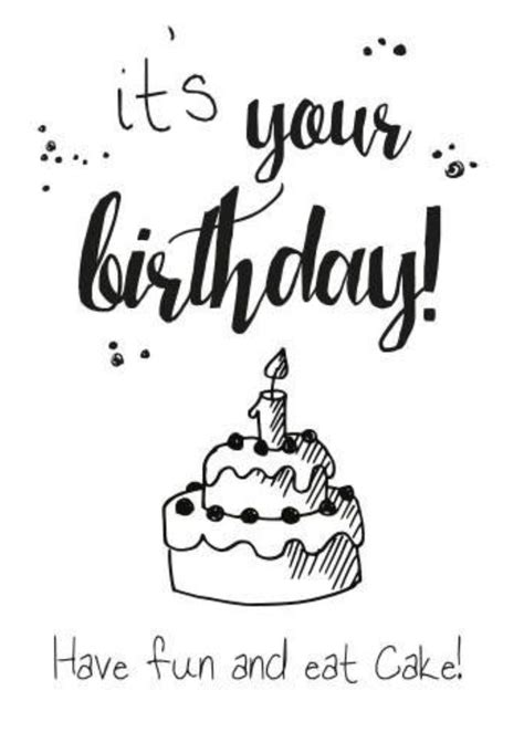 Find S Birthdays 25 Best Birthday Card Quotes On Bday Cards Birthday Card Messages And