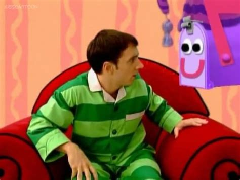 Tongsis Robot Rt S02 Blue 1 blue s clues season 3 episode 19 blue s big pajama blue s clues