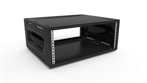 Desktop 19 Rack portable desktop 19 quot rack 4u on behance