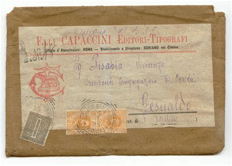 porto affrancato storia postale regno d italia