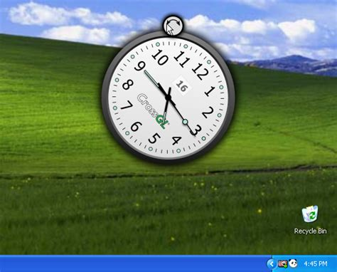 clock themes for pc windows 7 crossgl surface clock download