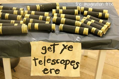 How To Make A Telescope With Paper Towel Roll - telescopes out of paper towel rolls wyatt s pirate