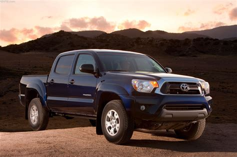 toyota tacoma daily cars 2013 toyota tacoma limited package