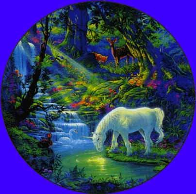 born unicorn meaning born of misunderstood travelers tales nurtured by the