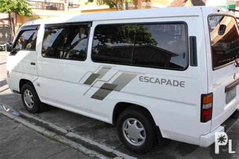 2010 Nissan Urvan Escapade For Sale In Malolos City