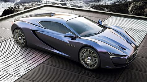 This Maserati Bora Concept Is Gorgeous