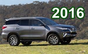 New Car Toyota Fortuner 2017 New Toyota Fortuner Launched At Rs 25 92 Lakhs