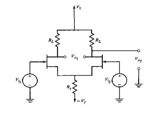 differential transistor lifier gain differential transistor lifier gain 28 images cmrr of the differential lifier using active