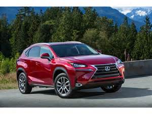 Lexus Nx Hybrid 2015 Lexus Nx Hybrid Reviews Pictures And Prices U S