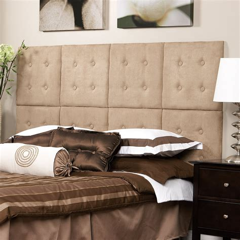 Upholstered Headboard Wall Panels by Nexxt Design Fn19 Luxe Upholstered Wall Panels Set Of 8
