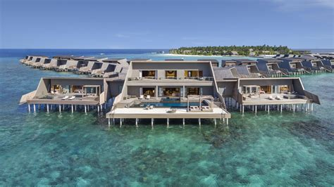 Types Of Bedrooms by Overwater Villa With Private Pool The St Regis Maldives