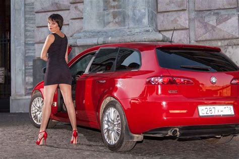 imagenes mujeres alfa alfa romeo coches y chicas cotxes i granscames