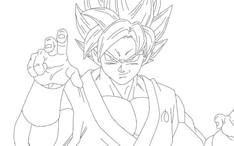 ssgss goku coloring pages get coloring pages vegeta ssgss pictures to pin on