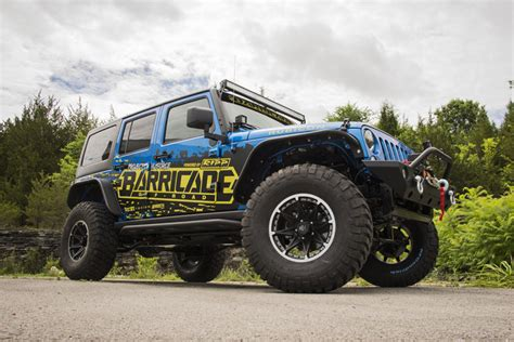 Win A Jeep Wrangler Win This Supercharged 2015 Jeep Wrangler Rubicon At