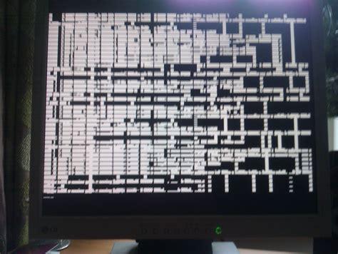 ubuntu console ubuntu server console display problems user