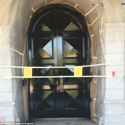 chateau dubrow heather dubrow shares glimpse of luxury home daily mail online