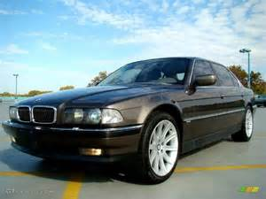 mojave brown metallic 1997 bmw 7 series 740i sedan