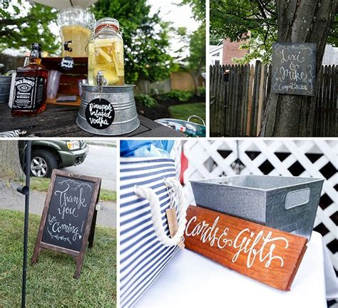 backyard engagement ideas our backyard engagement s clean kitchen