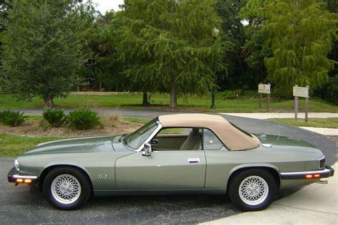 1993 jaguar xjs 2 door convertible 89005