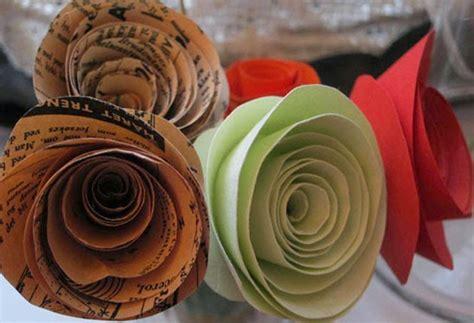 cara membuat bunga dari kertas bufalo tips cara membuat bunga kertas ragam kerajinan tangan