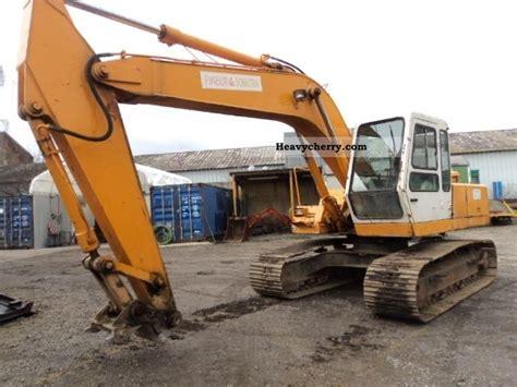 daewoo dh 170 1997 caterpillar digger construction