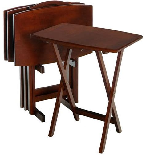 Tv Folding Tables by Folding Tv Tray Tables Findabuy