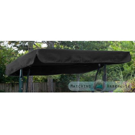 replacement awning for swing replacement canopy for swing seat garden hammock 2 3