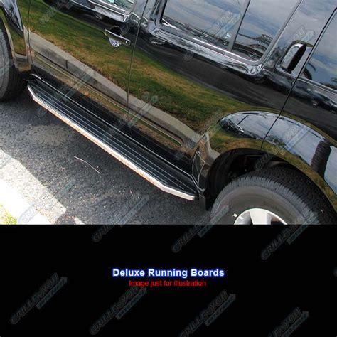 Runing Board Traditional Crv Limited fits 2010 2017 toyota 4runner trail sr5 68 quot side steps