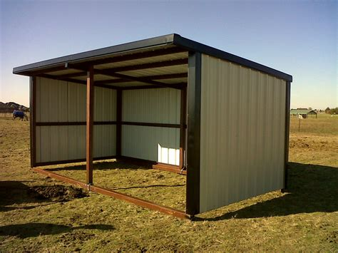 Metal Loafing Shed free how to build a metal loafing shed haddi
