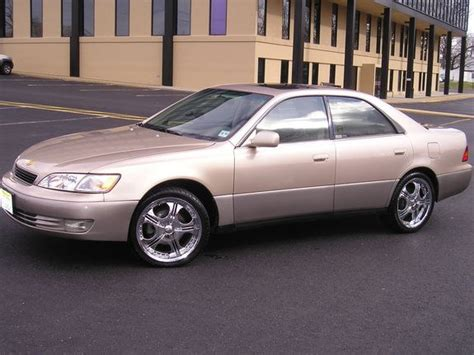 custom lexus es300 lexuses on18s 1999 lexus es specs photos modification