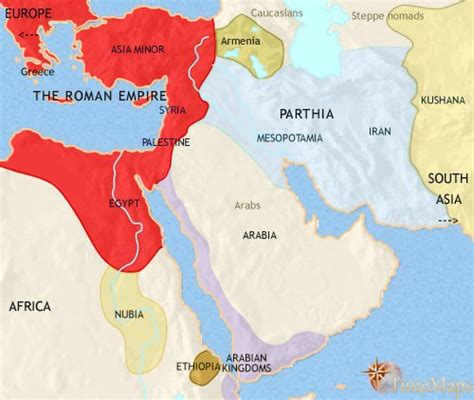 middle east map rome middle east history 1500 bce