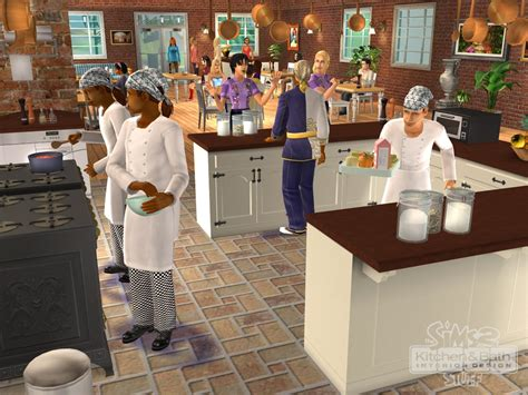 the sims 2 kitchen and bath interior design the sims 2 kitchen bath interior design stuff download