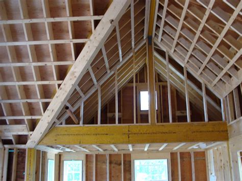 Convert To Vaulted Ceiling by Wonderful Vaulted Ceiling Trusses Modern Ceiling Design
