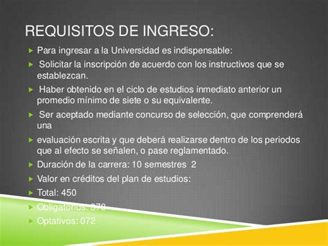 Requisitos Para Ingresar A La Universidad Deyale | requisitos para ingresar a la universidad pedagogica