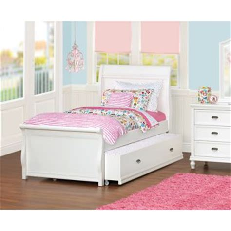 costco twin bed costco cafekid alexia twin trundle sleigh bed favoite