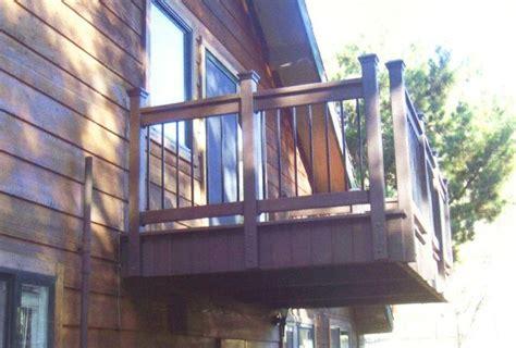 cantilevered deck cantilever deck sunset decks by jon wetzel pinterest