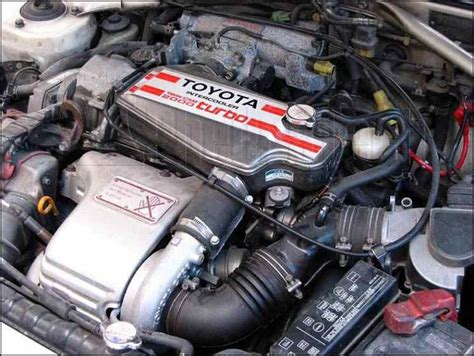 Toyota Mr2 Engine 1991 Toyota Mr2 2 0 Import Engine For Sale 3sgte