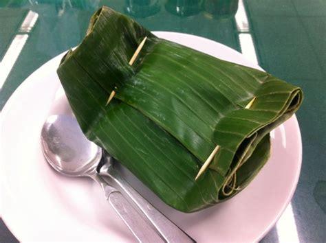 nasi bungkus godong daun pisangsurabaya