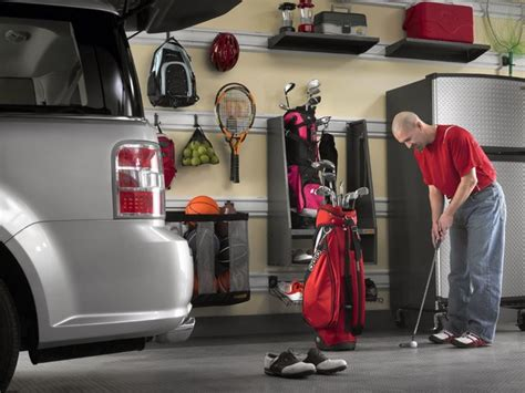 Garage Caddy by Golf Caddy Shed Other By Gladiator