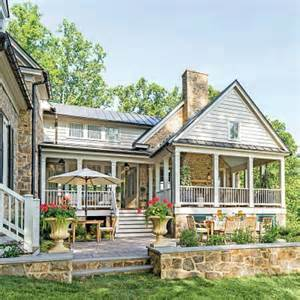 southern living idea home the southern living idea house by bunny williams