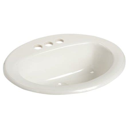 Mansfield Plumbing Fixtures Mansfield Plumbing Products Ms Vitreous China Oval Drop In