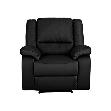 armchairs at argos buy home bruno leather effect manual recliner chair