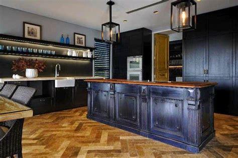 de una cocina negra para perder el sentido 183 a black