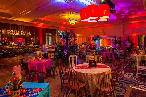 havana themed events koncept events brings cuba alive for a corporate reception
