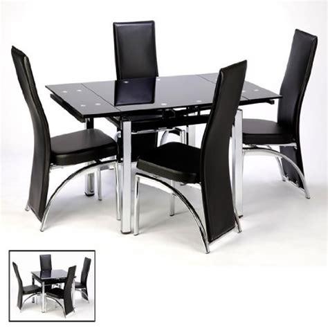 luxo elsa minimalist dining table w oak legs 120cm buy extending table 187 extending tables with chairs